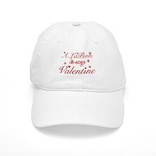 A Laperm is my valentine Baseball Cap