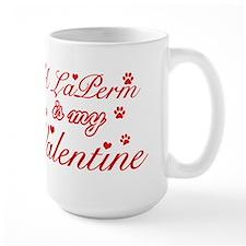 A Laperm is my valentine Mug