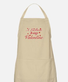 A Laperm is my valentine Apron