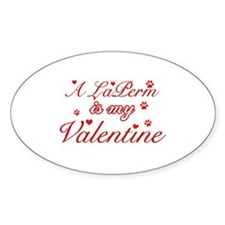 A Laperm is my valentine Decal