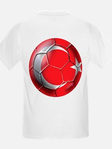 Turkish Football T-Shirt