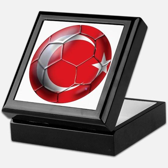Turkish Football Keepsake Box
