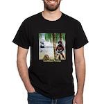 Caribbean Pirates Black T-Shirt