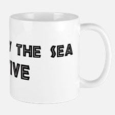 Cardiff By The Sea Native Mug