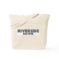 Riverside Native Tote Bag