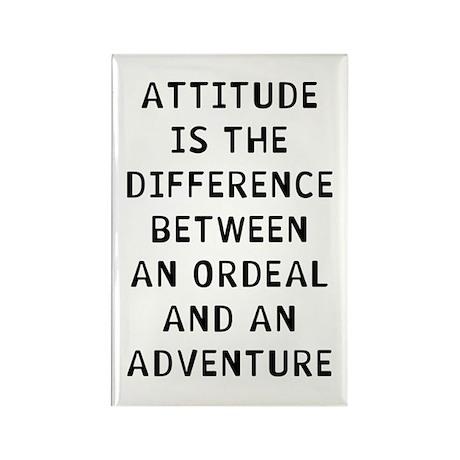 Attitude Rectangle Magnet