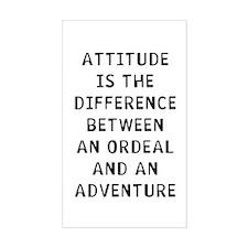 Attitude Bumper Stickers
