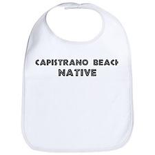 Capistrano Beach Native Bib