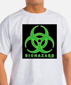 BioHazard Green Glow T-Shirt
