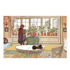 Little Gardener Postcards (Package of 8)