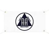 Aa symbol Banners