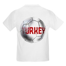 Turkey Soccer Ball T-Shirt