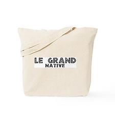 Le Grand Native Tote Bag