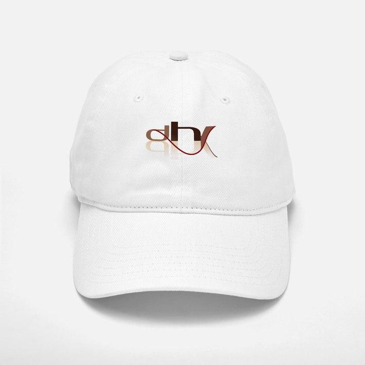 Large DH logo Baseball Baseball Cap