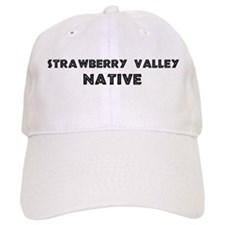Strawberry Valley Native Baseball Cap