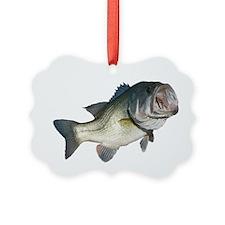 Bass Ornament