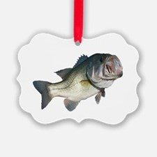 Bass Ornament