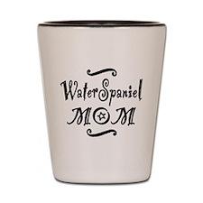 Water Spaniel MOM Shot Glass