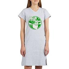 El Segundo Green Women's Nightshirt
