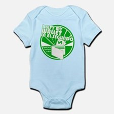 El Segundo Green Infant Bodysuit