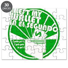 El Segundo Green Puzzle