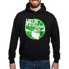 El Segundo Green Hoodie