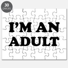 I'm an Adult Puzzle