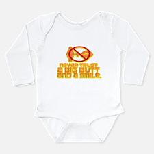 POISON! Long Sleeve Infant Bodysuit