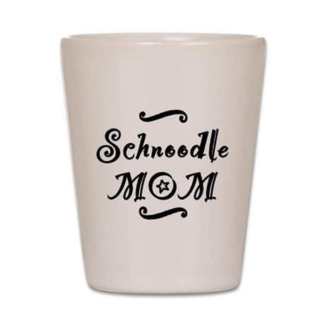 Schnoodle MOM Shot Glass