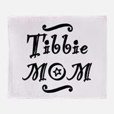 Tibbie MOM Throw Blanket
