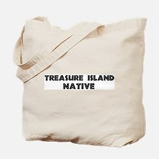 Treasure Island Native Tote Bag