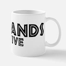 Redlands Native Mug