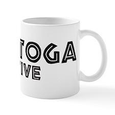 Calistoga Native Mug