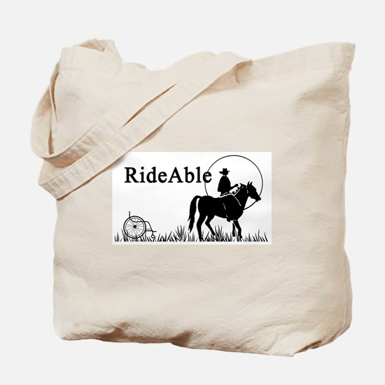 RideAble Tote Bag