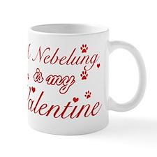 A Nebelung is my valentine Mug