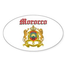 Morocco designs Decal