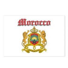 Morocco designs Postcards (Package of 8)