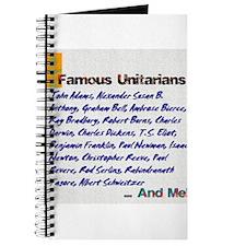 Unitarian 4 Journal
