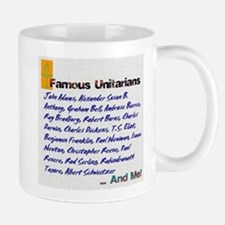 Unitarian 4 Mug
