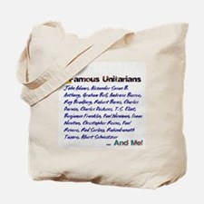 Unitarian 4 Tote Bag