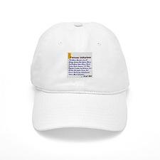 Unitarian 4 Baseball Cap