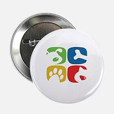 """Pets 2.25"""" Button"""