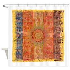 Market Sun Shower Curtain