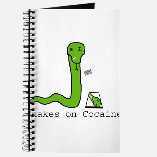 Snakes on Cocaine Journal
