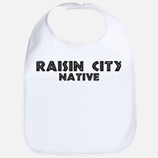 Raisin City Native Bib