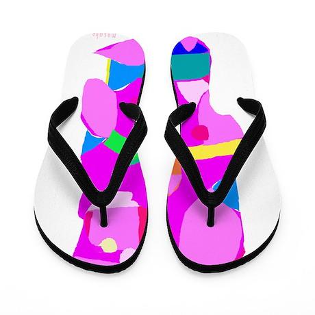 Imagination Flip Flops