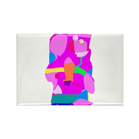 Imagination Rectangle Magnet (100 pack)