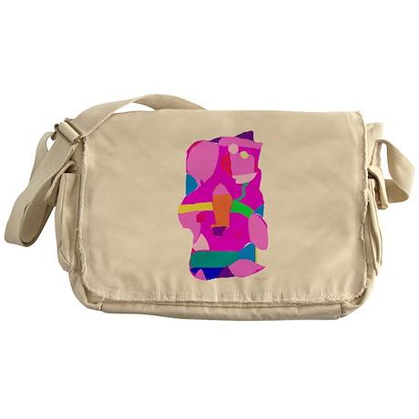 Imagination Messenger Bag