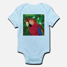 Parrot Infant Bodysuit