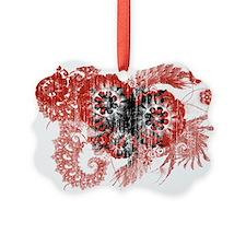 Albania Flag Ornament
